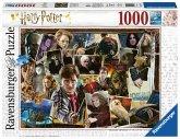 Harry Potter gegen Voldemort (Puzzle)