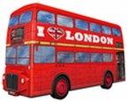 Ravensburger 12534 - London Bus, 3D-Puzzle, 216 Teile