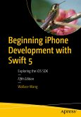 Beginning iPhone Development with Swift 5