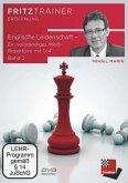 Englische Leidenschaft - Ein vollständiges Weiß-Repertoire mit 1.c4. Tl.2, 1 DVD-ROM