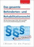 Das gesamte Behinderten- und Rehabilitationsrecht 2019