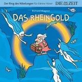 """Die ZEIT-Edition """"Der Ring des Nibelungen für kleine Hörer"""" - Das Rheingold (MP3-Download)"""