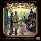 Sherlock Holmes - Die geheimen Fälle des Meisterdetektivs, Folge 37: Der verschwundene Kutscher (MP3-Download)