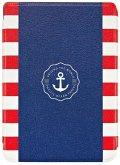 Tolino Shine 3 Slimfit Cover Navy theme