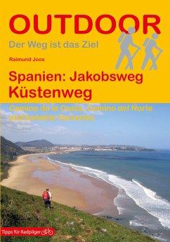 Spanien: Jakobsweg Küstenweg (eBook, ePUB) - Joos, Raimund