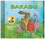 Bakabu auf der Suche nach dem Osterlied-Ei, 1 Audio-CD