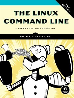 The Linux Command Line, 2nd Edition (eBook, ePUB) - Shotts, William