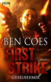 First Strike - Geiselnehmer (eBook, ePUB)