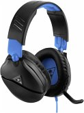 Turtle Beach Recon 70P Schwarz/Blau, Gaming-Headset