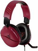Turtle Beach Recon 70N Rot Over-Ear Stereo Gaming Headset