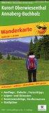 PublicPress Wanderkarte Kurort Oberwiesenthal - Annaberg-Buchholz