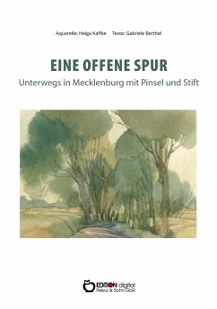 Eine offene Spur (eBook, ePUB) - Berthel, Gabriele