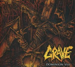 Dominion Viii (Re-Issue 2019) - Grave