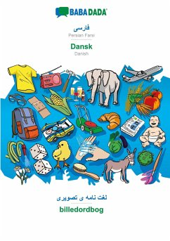 BABADADA, Persian Farsi (in arabic script) - Dansk, visual dictionary (in arabic script) - billedordbog - Babadada Gmbh