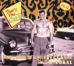 That'Ll Flat Git It Vol.32 - Decca,Brunswick,Co - Diverse