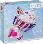 Intex Luftmatratze Cupcake aufblasbar