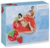 Intex Luftmatratze Erdbeere aufblasbar
