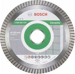 Bosch Diamanttrennscheibe Extraclean Turbo für Ceramic