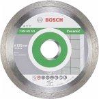Bosch Diamanttrennscheibe Standard für Ceramic 125mm 22,23