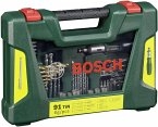 Bosch V-Line Titanium Bohrer + Bit Set 91tlg.