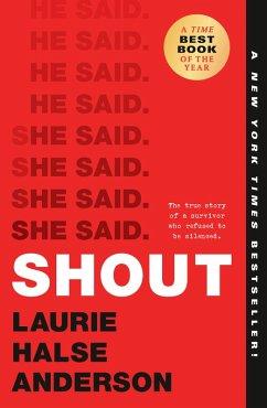 SHOUT (eBook, ePUB) - Anderson, Laurie Halse