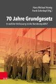 70 Jahre Grundgesetz (eBook, PDF)