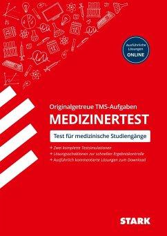 STARK Testsimulationen TMS - Testaufgaben mit Lösungen - Segger, Felix; Zurowetz, Werner; Geiser, Rebecca; Niederau, Edmund Constantin