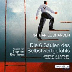 Die 6 Säulen des Selbstwertgefühls (MP3-Download) - Branden, Nathaniel
