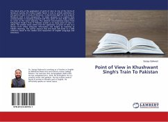 Point of View in Khushwant Singh's Train To Pakistan