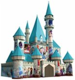 Disney Frozen 2 Schloss (Puzzle)