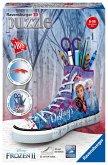 Ravensburger 12121 - Disney Frozen II, Sneaker, Die Eiskönigin, 3D-Puzzle, 108 Teile