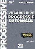 Vocabulaire progressif du français. Schülerbuch + mp3-CD + Online