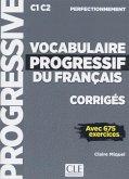 Vocabulaire progressif du français. Corrigés