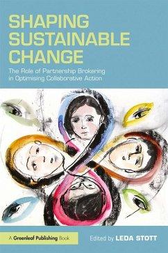 Shaping Sustainable Change (eBook, PDF)