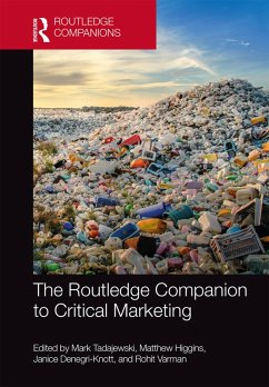 The Routledge Companion to Critical Marketing (eBook, ePUB)