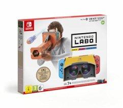 Nintendo Labo: Toy-Con 04: VR-Set (Basispaket + Blaster) (Nintendo Switch)