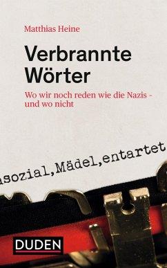 Verbrannte Wörter (eBook, ePUB) - Heine, Matthias