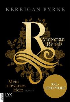 XXL-Leseprobe: Victorian Rebels - Mein schwarzes Herz