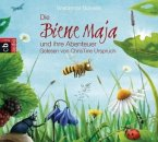 Die Biene Maja und ihre Abenteuer, 2 Audio-CDs (Mängelexemplar)