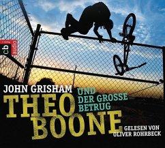 Theo Boone und der große Betrug / Theo Boone Bd.6 (4 Audio-CDs) (Mängelexemplar) - Grisham, John