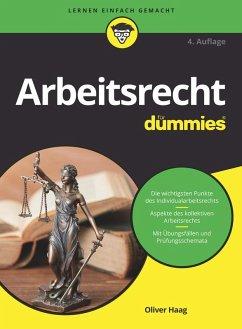 Arbeitsrecht für Dummies (eBook, ePUB) - Haag, Oliver