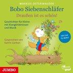 Bobo Siebenschläfer. Draußen ist es schön! (MP3-Download)