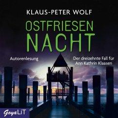 Ostfriesennacht / Ann Kathrin Klaasen ermittelt Bd.13 (MP3-Download) - Wolf, Klaus-Peter