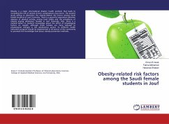 Obesity-related risk factors among the Saudi female students in Jouf