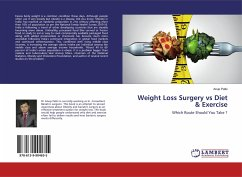 Weight Loss Surgery vs Diet & Exercise
