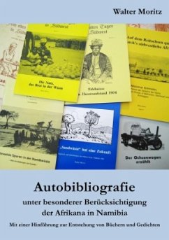 Autobibliografie - Moritz, Walter