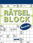 Rätselblock Band 30