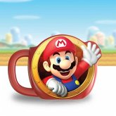 Super Mario - Mario 3D Becher