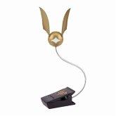 Harry Potter Golden Snitch Clip Leuchte