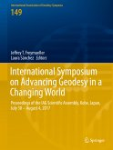 International Symposium on Advancing Geodesy in a Changing World (eBook, PDF)